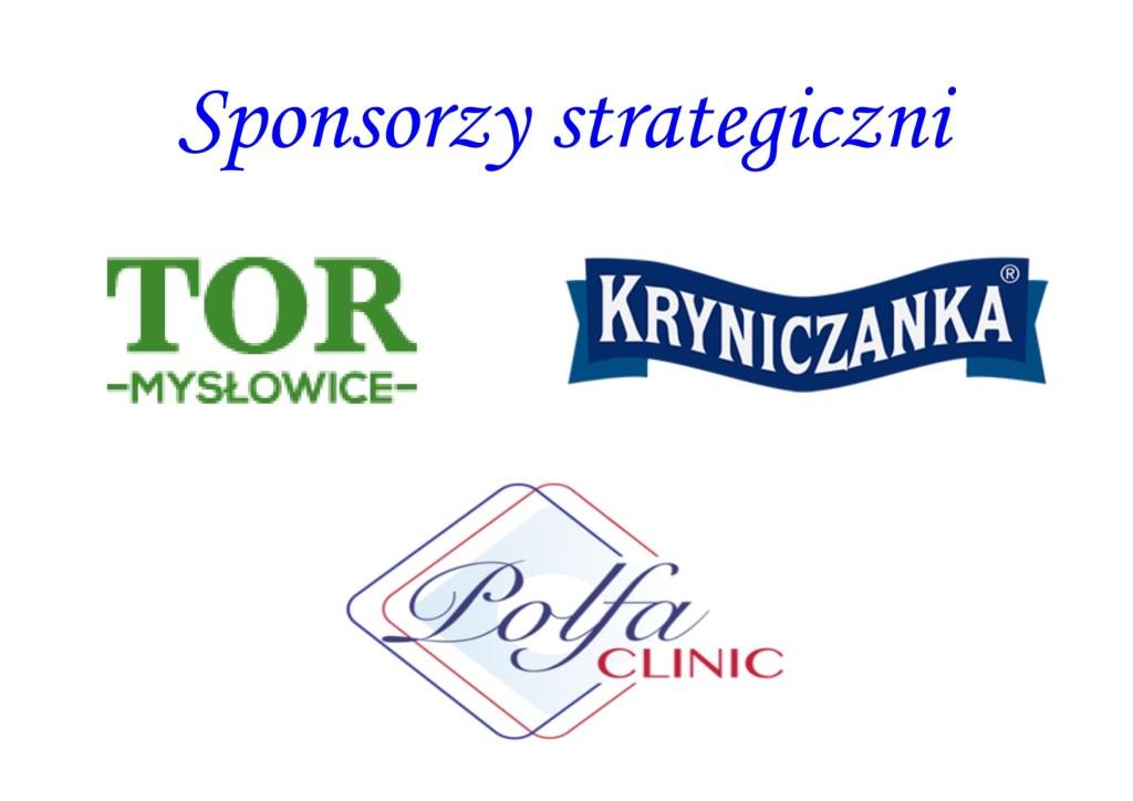 sponsorzy strategiczni