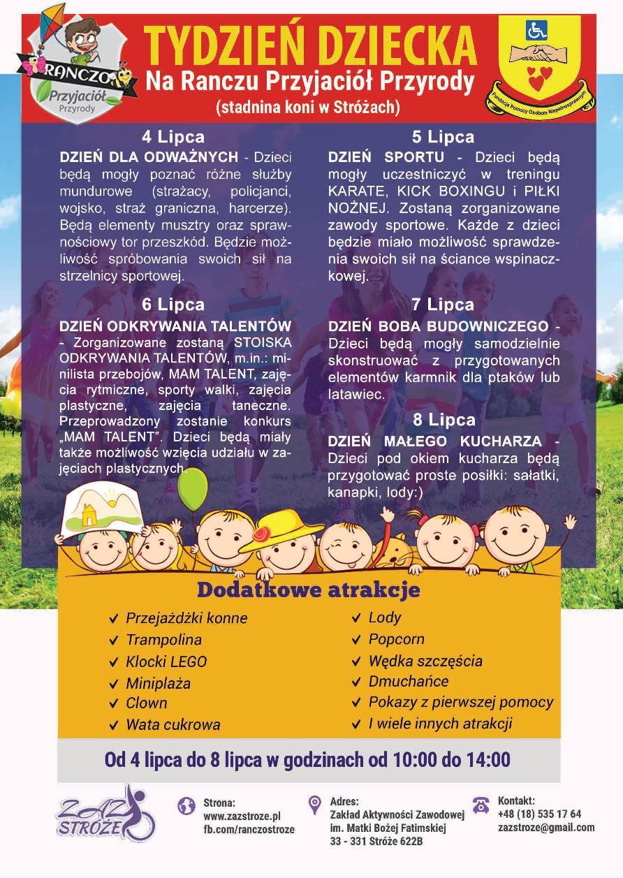 A5 Ulotka Tyd dziecka oferta zielony sklep-page-001
