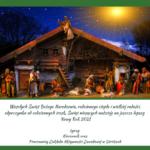 Życzenia na Boże Narodzenia od ZAZ Stróże